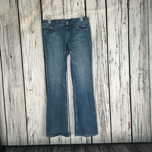 7 For All Mankind Lily Bangkok Bootcut Jeans 29